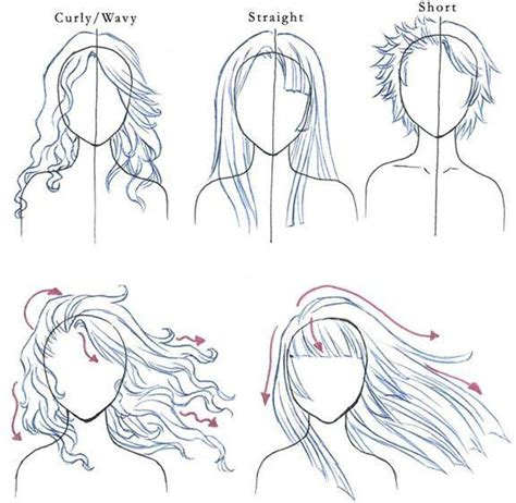 anime hairstyles curly crunchyroll groups anime fanart page 2