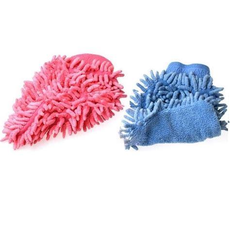 Pembersih Debu Microfiber microfiber cleaning glove sarung tangan pembersih debu