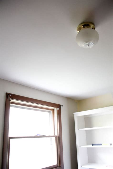 Moving A Light Fixture How To Move A Light Fixture 1 Of 15 Bright Green Door