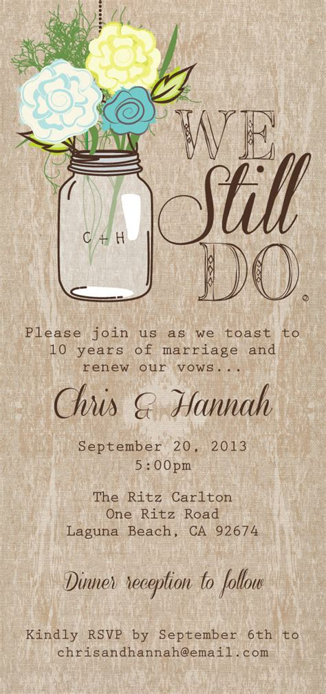 Invitation Renewing Wedding Vows Quotes Quotesgram Vow Renewal Invitations Templates