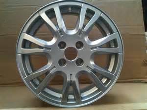 Alloy Wheels For Renault Megane Renault Megane Ii Ozedia Alloy Wheel New 8200808138