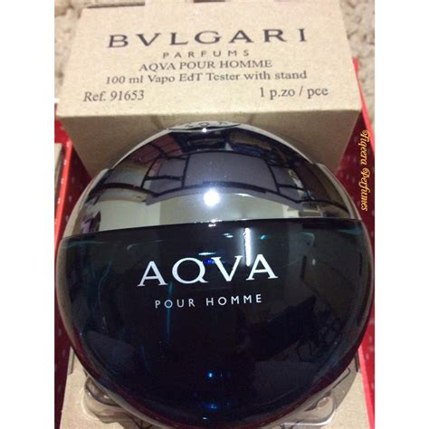 Bvlgari Pour Homme For Edt 100ml Original original bvlgari aqva pour homme edt end 4 19 2018 1 30 am