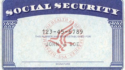 ssi card templates social security card template cyberuse