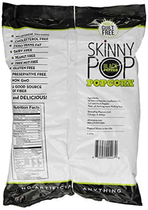 Pop Popcorn 4 4 Ounce pop black pepper popcorn 4 4 ounce new free