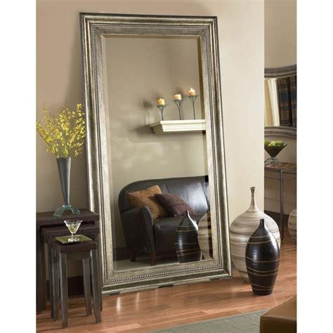 beautiful oversized mirror living room best 25 rustic floor mirrors ideas on pinterest