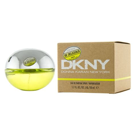 Parfum Dkny 50ml dkny donna karan be delicious eau de parfum 50 ml