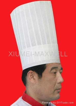 How To Make A Chef Hat With Tissue Paper - image gallery chef hat