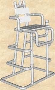 lifeguard chair plans build furnitureplans