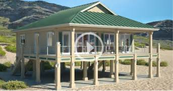 Beach House Plans On Piers Exceptional Beach House Plans On Piers 8 Beach House