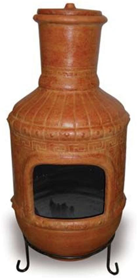 Mexican Chimney Pot Wholesale Pottery Imported Clay Flower Pots Chimeneas