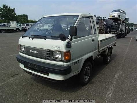 toyota townace 1988 used 1988 toyota townace truck single l ym60 for sale