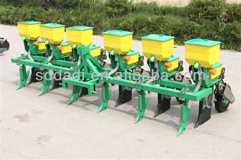 Till Planter by Agricultural Machinery Farm Seed Spreader No Till Corn