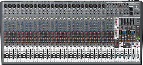 Daftar Mixer Behringer 32 Channel behringer sx3242fx 32 channel analog mixer with digital