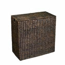 Halloween Decorations For Office - water hyacinth laundry hamper wayfair