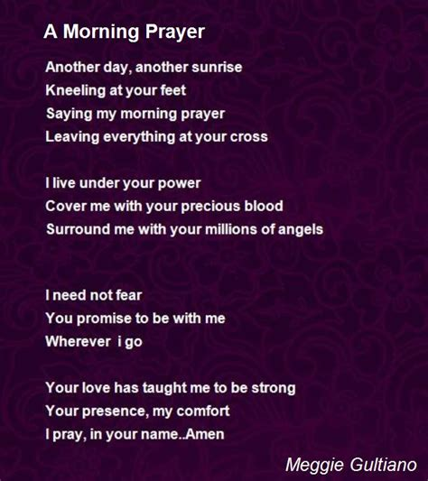 hammer is the prayer selected poems books a morning prayer poem by meggie gultiano poem
