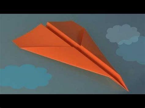 como hacer origami de un avion c 243 mo hacer una avi 243 n de papel youtube