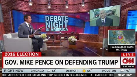Anchorman Chris Cuomo Almost Bites It In Iraq by Chris Cuomo Hits Mike Pence S Hypocrisy Crooks And Liars