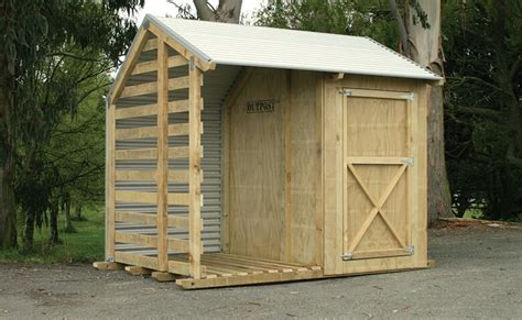 kitset wood tool shed combo outpost buildings