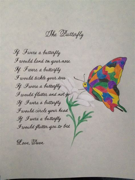 poem images butterfly poem poems and quotes and such