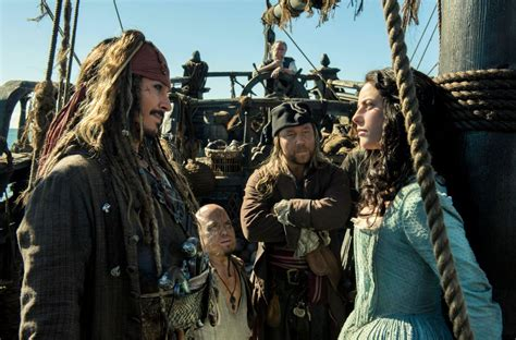 No New Tale To Tell 3 by Kaya Scodelario Of The Caribbean Dead Tell