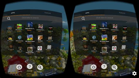 android vr apps fd vr app launcher android apps on play