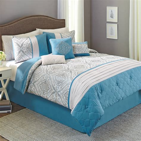 bedroom comforter set better homes and garden comforter sets homesfeed