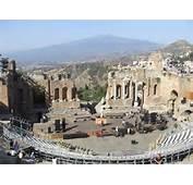 タオルミーナのギリシャ劇場 Photo  Airportia