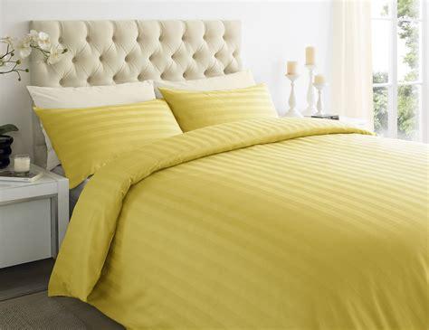 sateen coverlet 250tc egyptian cotton sateen stripe duvet quilt cover