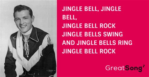 jingle bells swing and jingle bells ring traduction jingle bell rock bobby helms en fran 231 ais