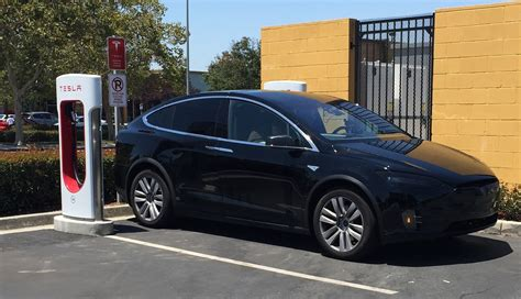 tesla windshield tesla model x spotted at gilroy supercharger high res images