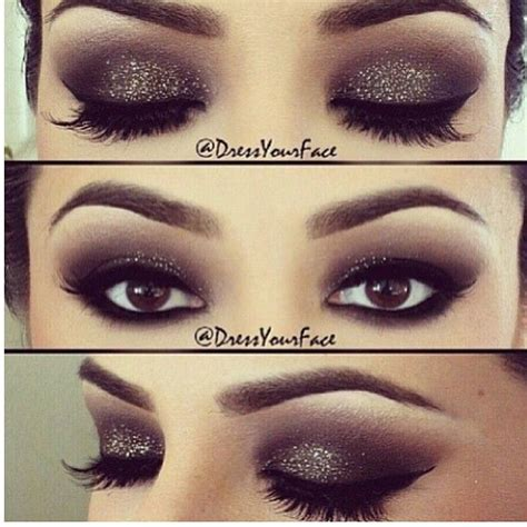 Podcast Look The New Smoky Eye by New Years Makeup Make Up Me Encantan