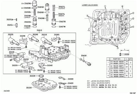 shift solenoid 35230 wiring diagrams wiring diagram