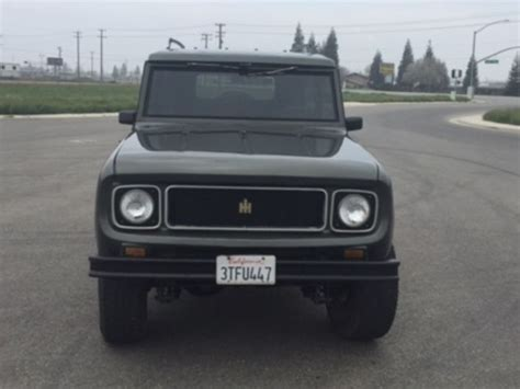 bronco jeep international scout bronco jeep 4x4