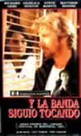 Resumen Y La Banda Siguio Tocando by Tv Y Hiv Prevenci 243 N Educaci 243 N Desinformaci 243 N O Puro
