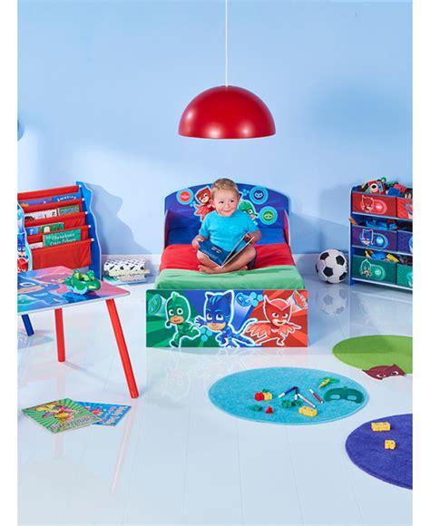 Wall Stickers Nursery Uk pj masks toddler bed bedroom