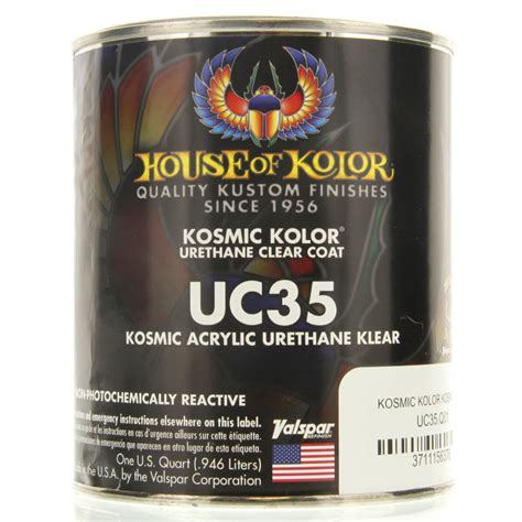 kosmic kolor urethane klear house of color uc35