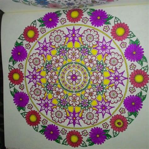 mandala coloring book secret garden 17 best images about mandala circle secret garden mandala