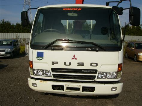 mitsubishi fuso cer mitsubishi fuso fighter new grade 1999 used for sale