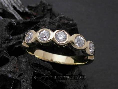 Ring Weißgold Goldring Mit Zirkonia In 14kt 585 Wei 195 194 Gold Ring In Gold