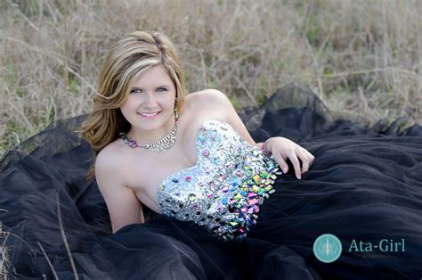 Callie's Prom Dress Senior Session   San Antonio Wedding