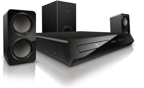 buy philips dolby digital 2 1 home theatre dvd system