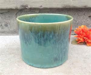 Ceramic Plant Pot Turquoise And Green Ceramic Plant Pot Indoor Ceramic