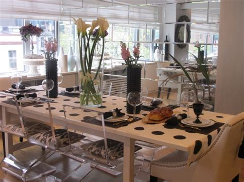Dining Room Decorating Ideas Black Table Decoration Ideas Excellent Image Of Wedding Reception