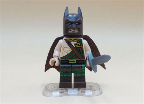 Lego Batman Tartan chaos in gotham city tartan batman est enfin disponible