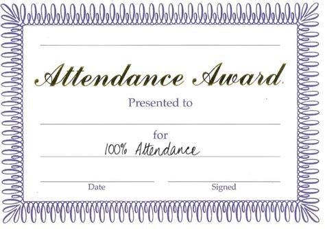 100 attendance certificate template 100 attendance certificates search results calendar 2015