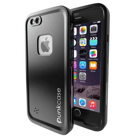 r iphone 6 waterproof iphone 6 6s waterproof ghostek atomic 2 0 silver