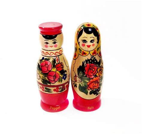 Salt And Pepper Babushka L by 452 Best Babushka Images On Matryoshka