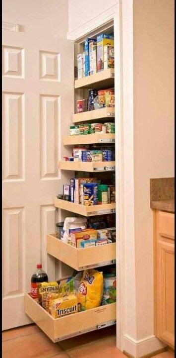kitchen pantry all pull out drawers