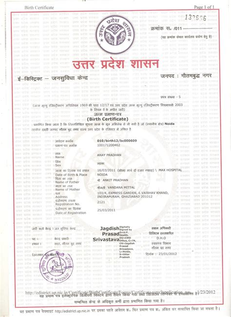 Indian Birth Records Birth Certificate Background Design Cars