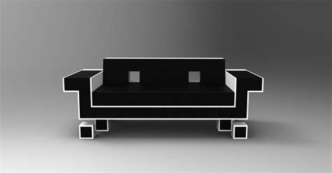 8 Bit Furniture by Fruitless Pursuits 8 Bit Furniture Invades Your Living Space
